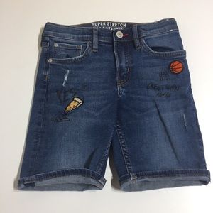 Other - Boy's super stretchy sports jean shorts